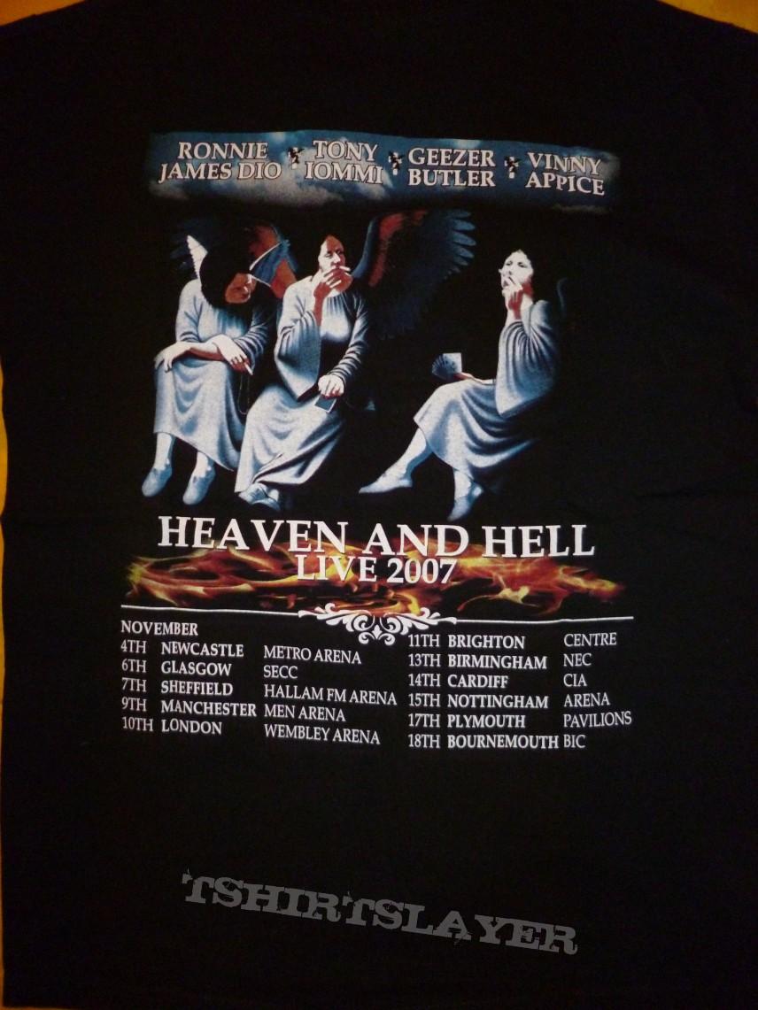 HEAVEN & HELL tour 2007