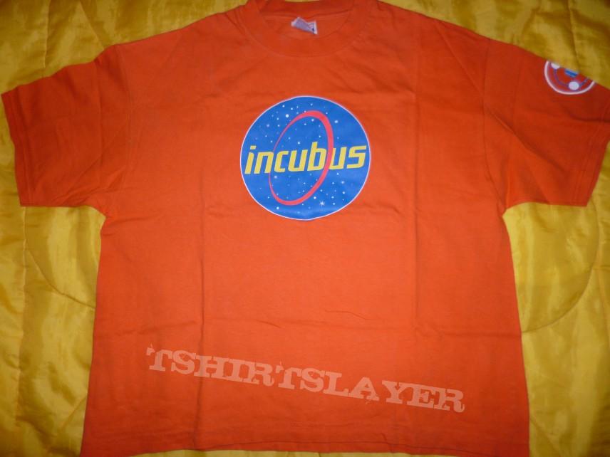 INCUBUS  tour 2001