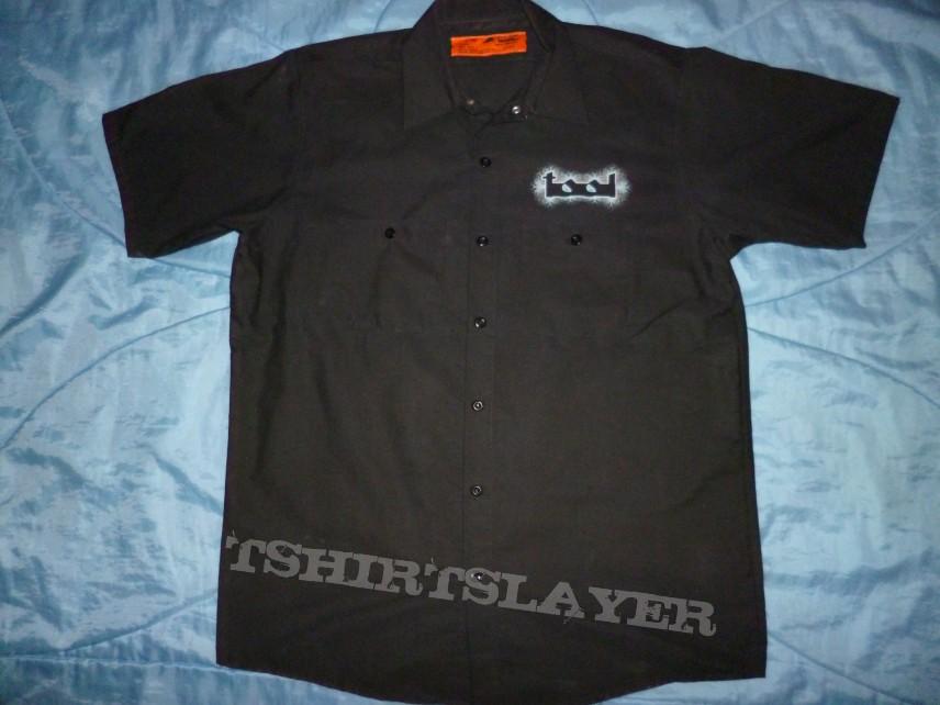 TOOL workshirt 2002