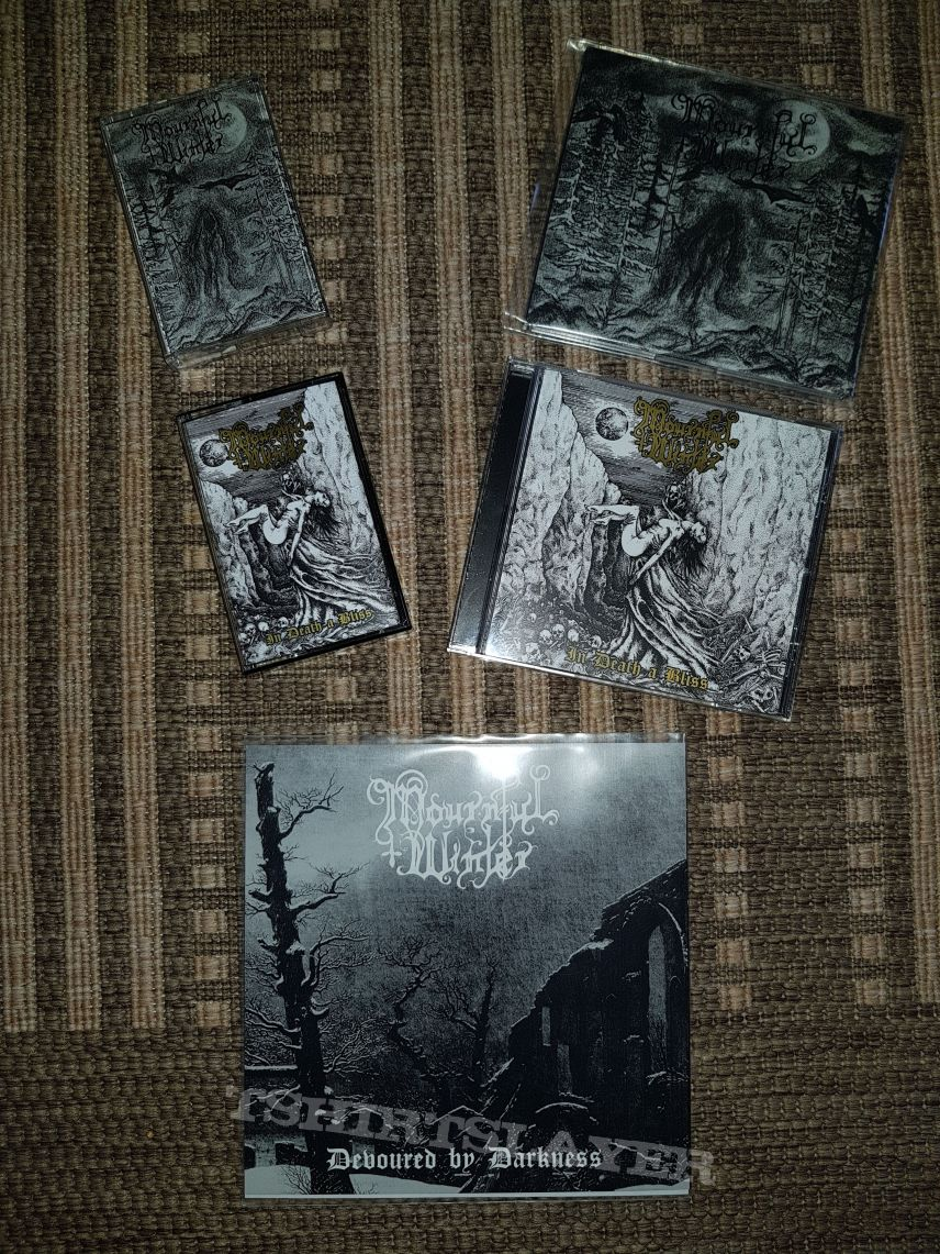 Mournful Winter (Cd.s,Tape's,Vinyl)