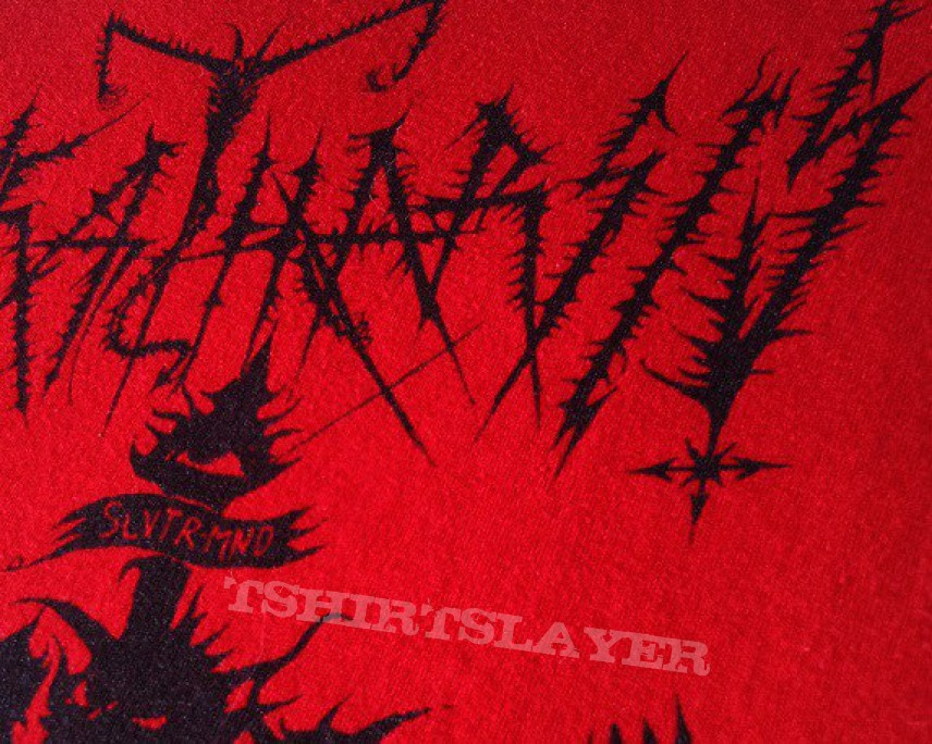 Katharsis back patch
