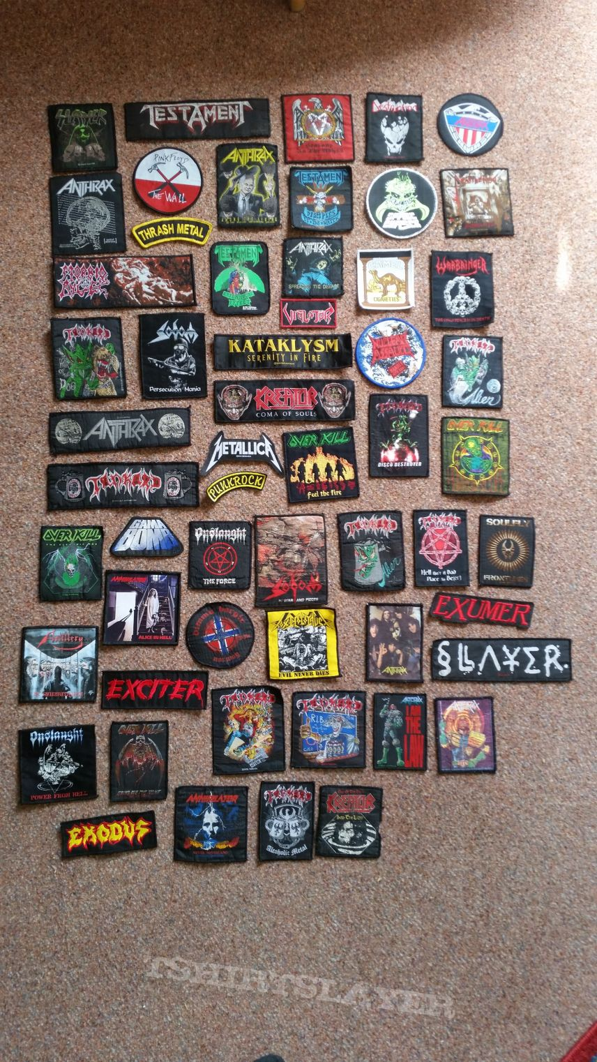 Current patchcollection