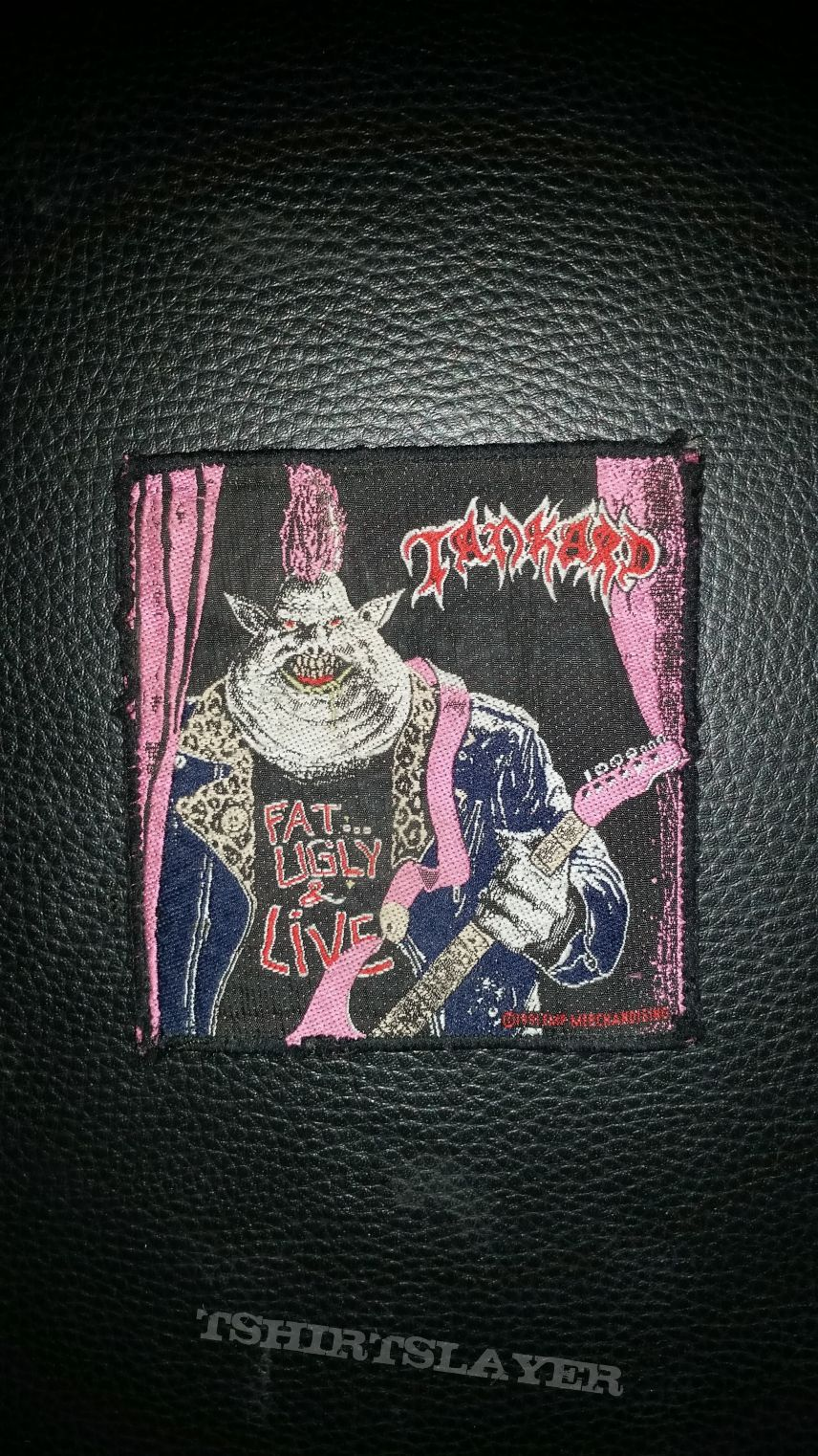 Tankard patch