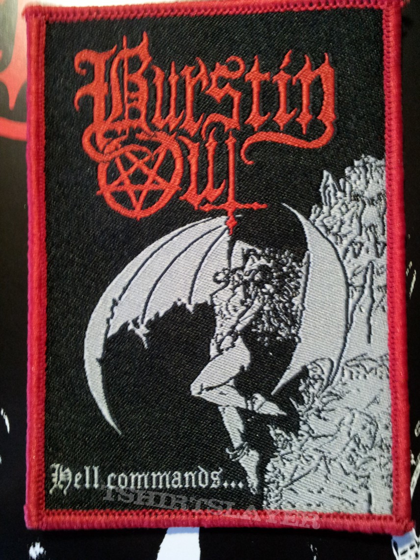 Burstin Out - Hell Commands Patch