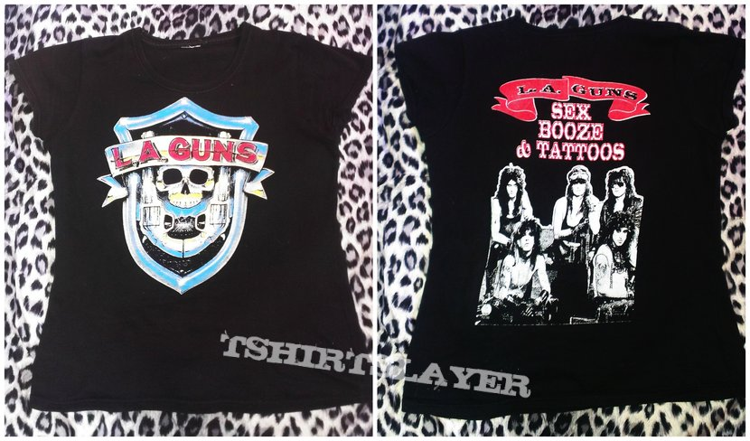 L.A Guns Shirt