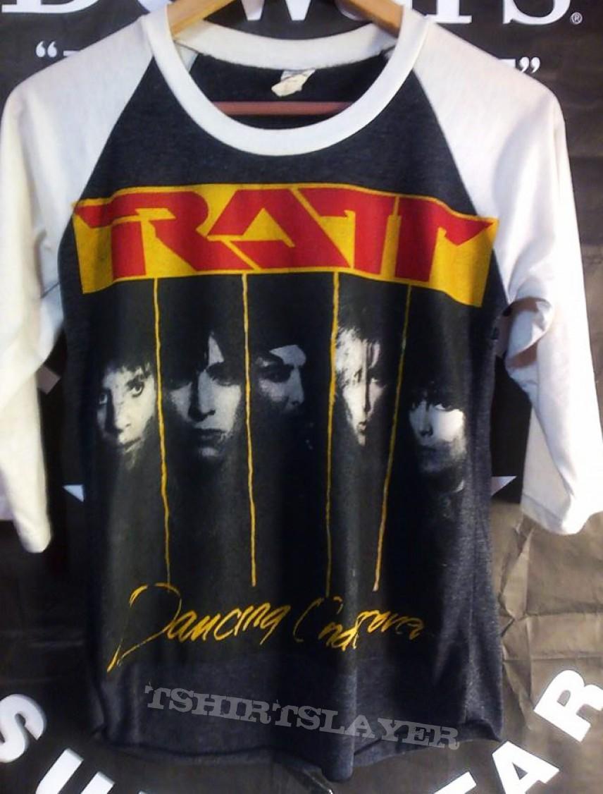 "RATT ""Dancing undercover"" shirt"