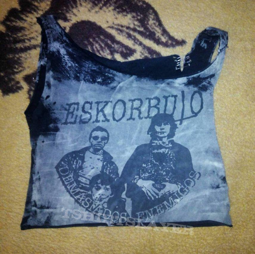 Eskorbuto T-shirt (spanish punk)