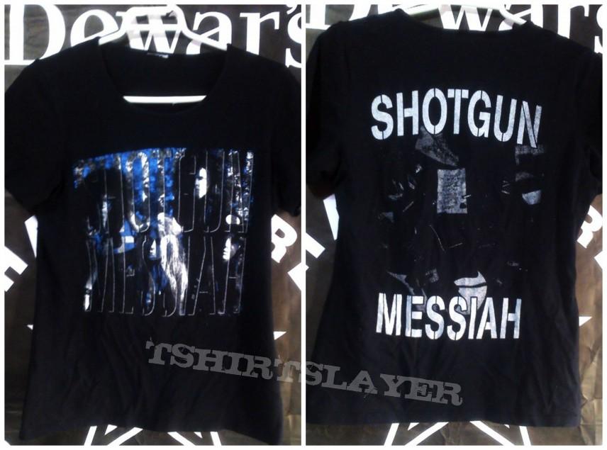 Shotgun Messiah t-shirt