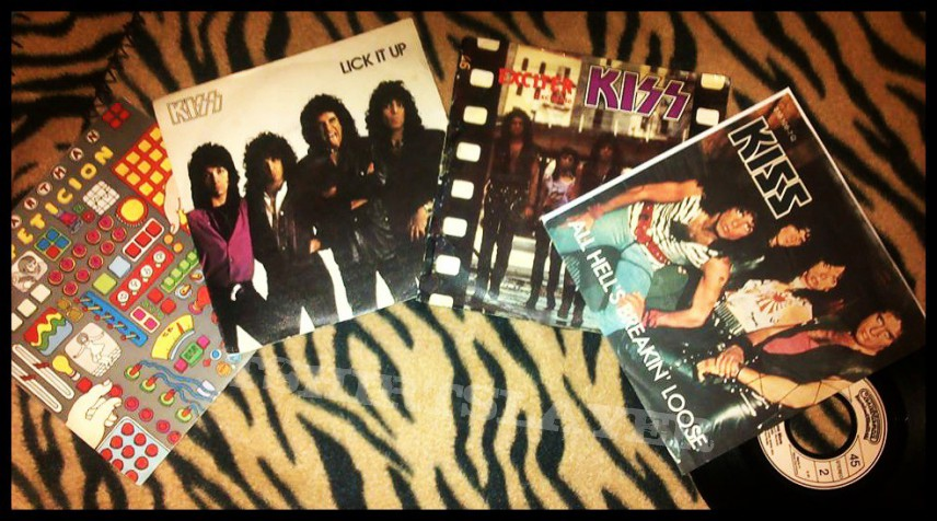 My Vinnie Vincent collection