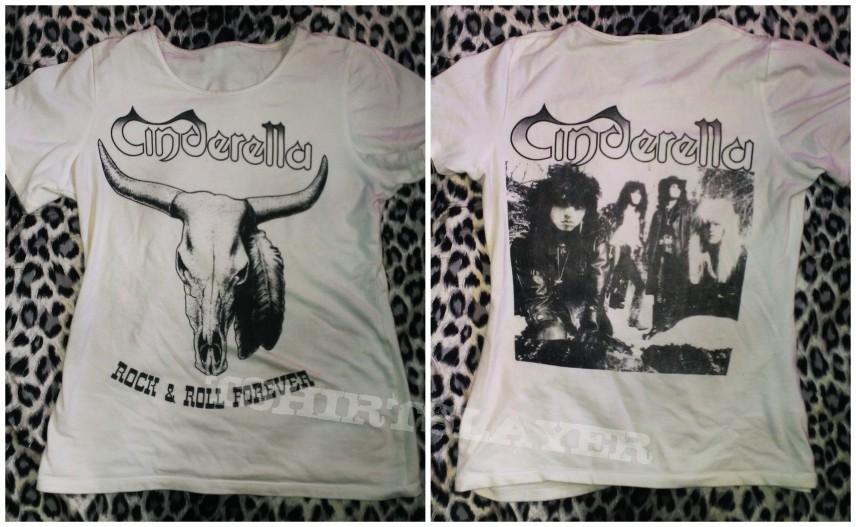 "Cinderella ""Long Cold Winter"" shirt"