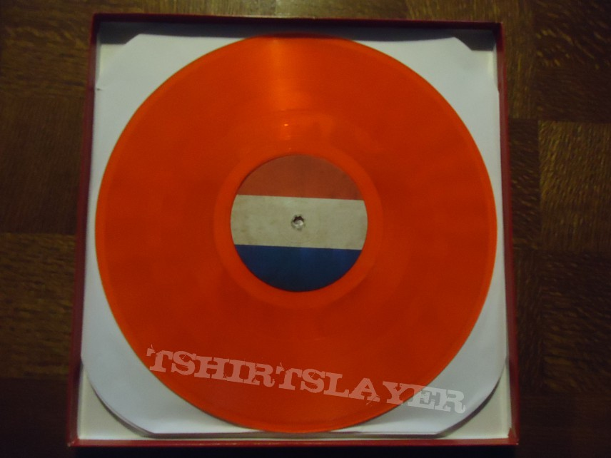 Mercyful Fate - Denying Christ in Holland box bootleg 4 LP's