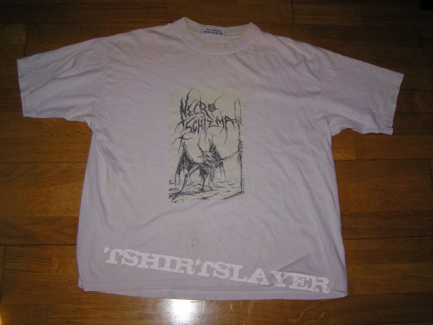 Necro schizma - Necrocarnation shirt