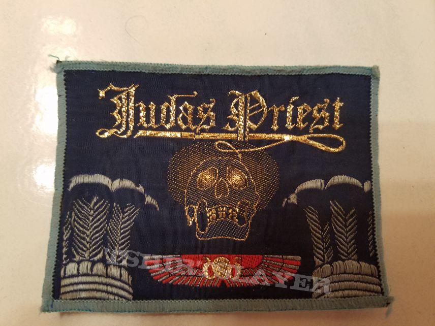 Judas priest sin after sin vintage patch