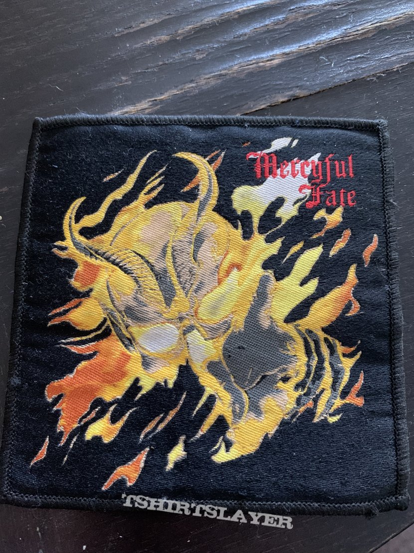Mercyful Fate - Don't Break the Oath official patch (old version)