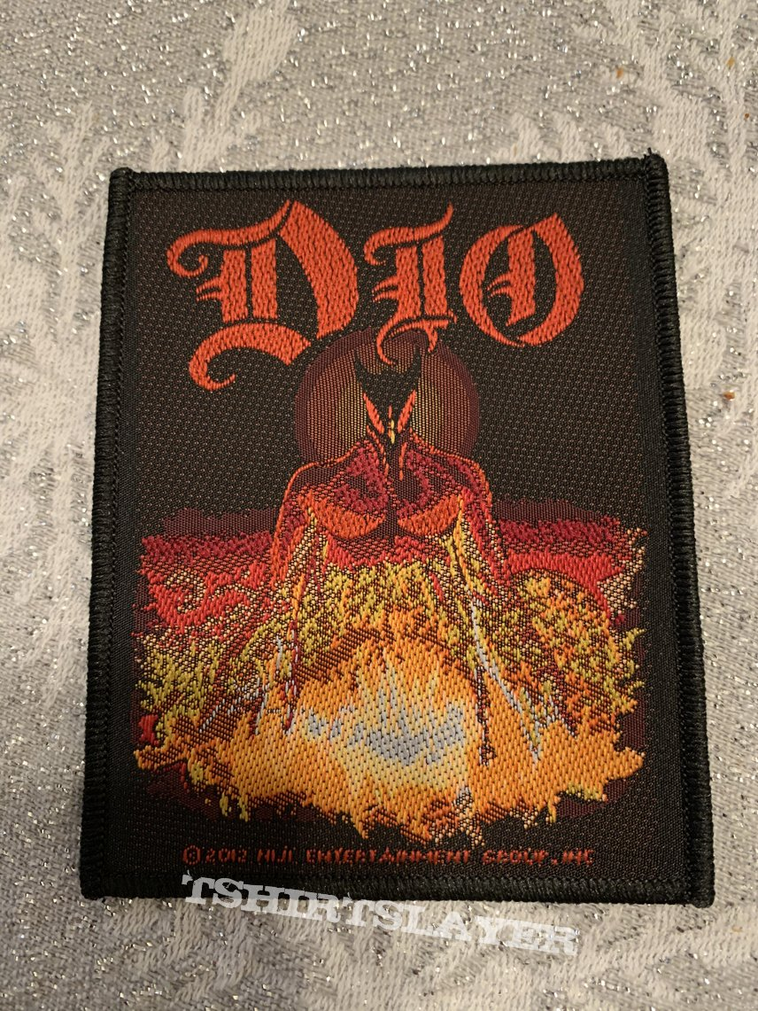 Dio the last in line patch