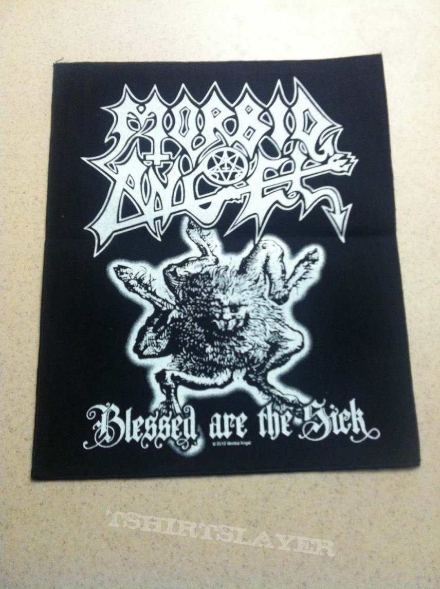 Morbid Angel back patch