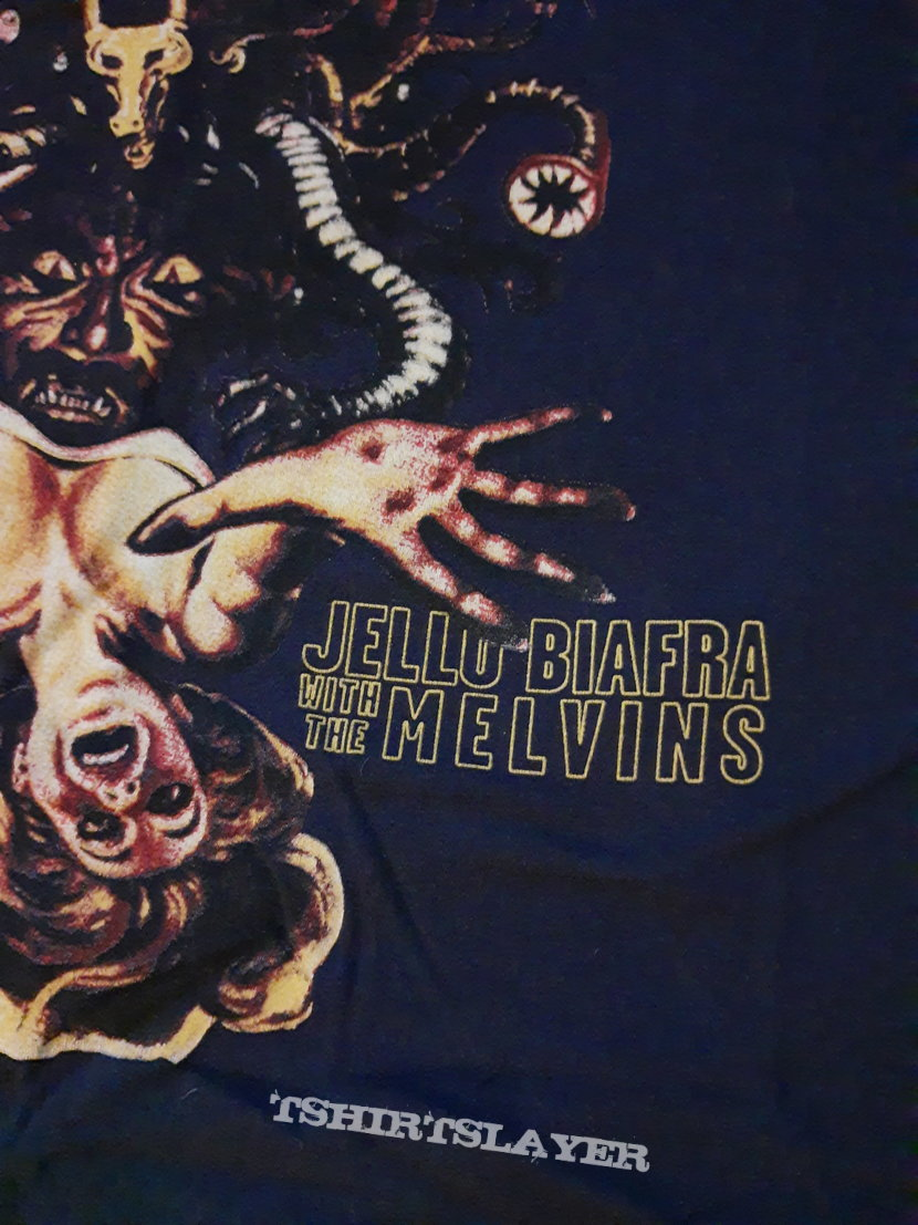 Jello Biafra with the Melvins 2005