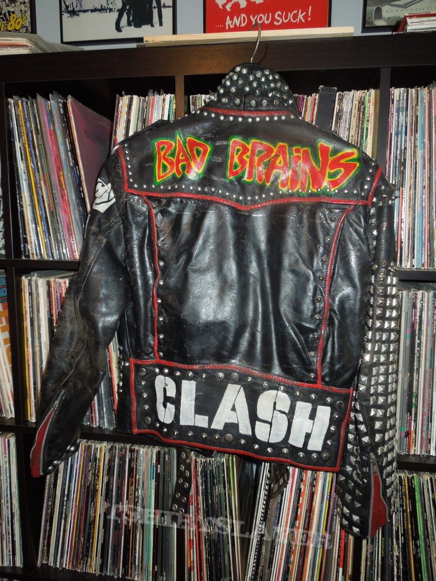 Class of 87 Punk Battlejacket