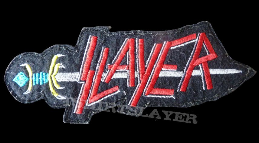 slayer sword patch