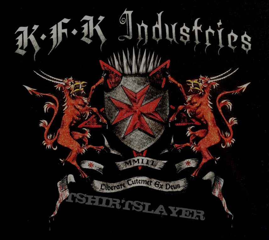 slayer KFK shirt 2003