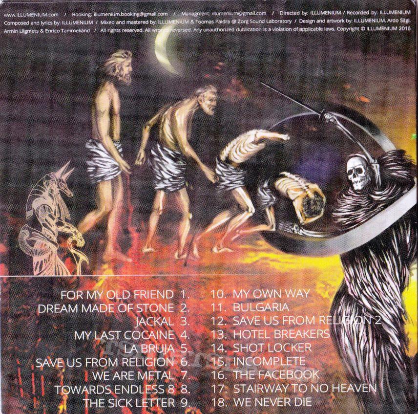 Estland illumenium Rock music