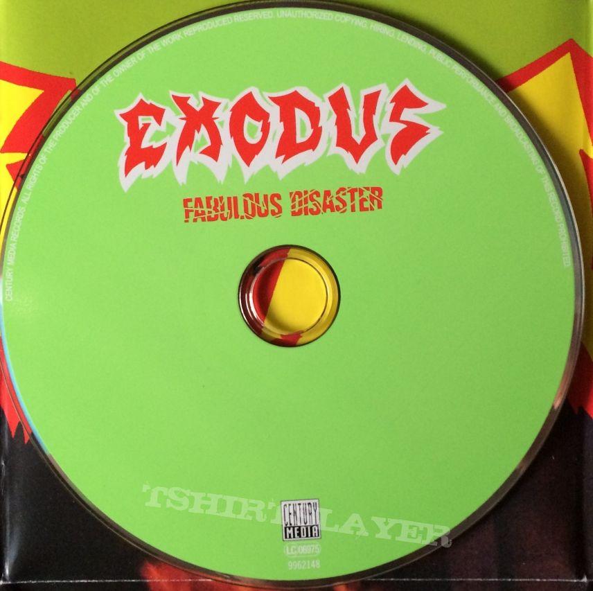Exodus  – Fabulous Disaster /Century Media – 9962148, Limited Edition