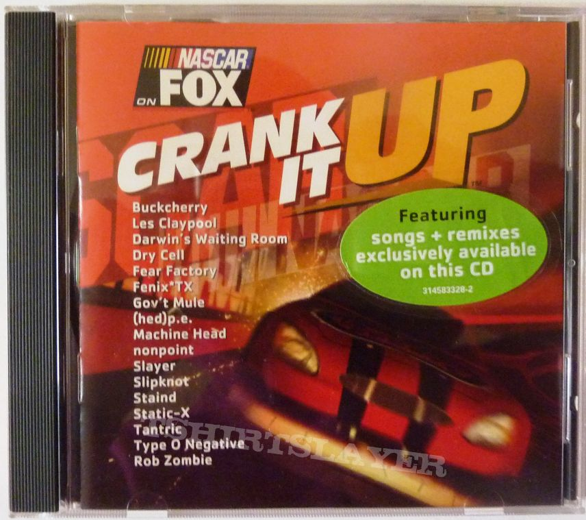 (NASCAR On Fox) Crank It Up – 314 583 328-2