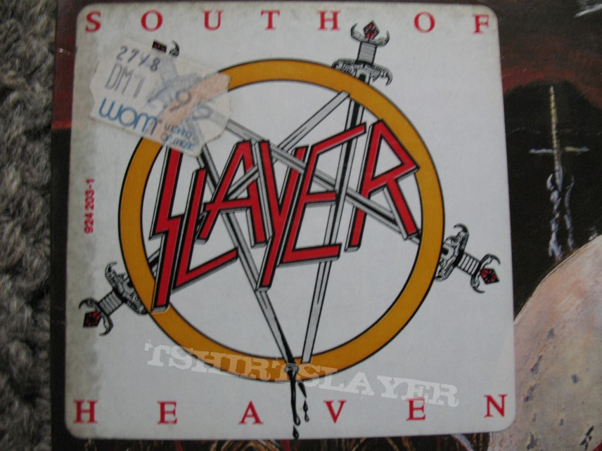South of Heaven LP