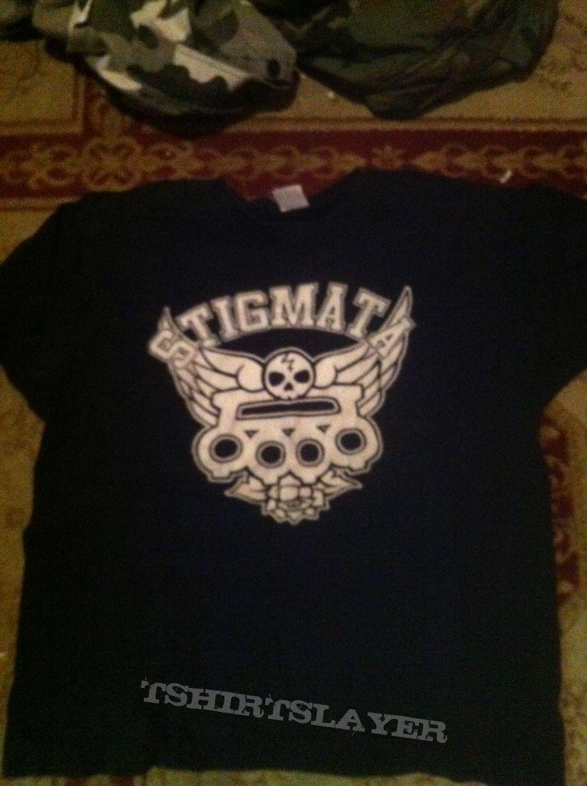 stigmata tour shirt