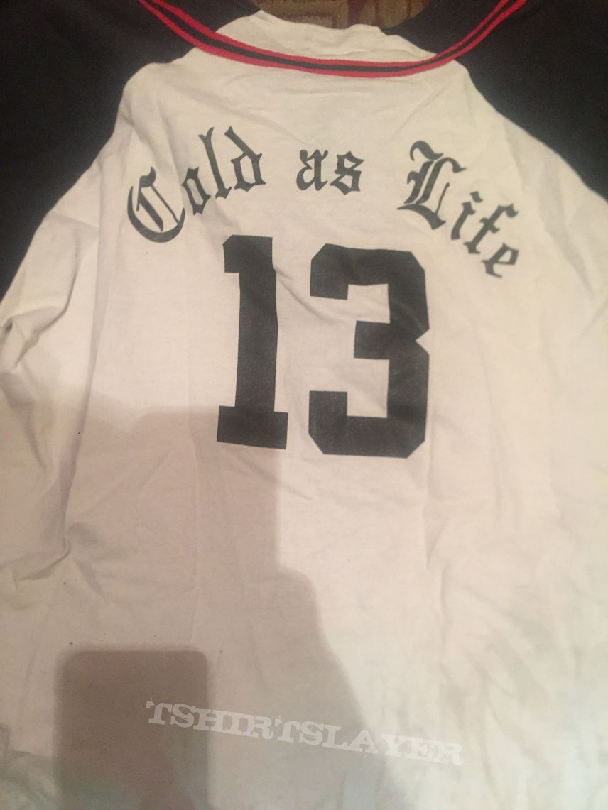 Cold as Life jersey