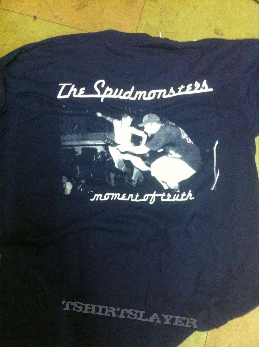 spudmonsters shirt