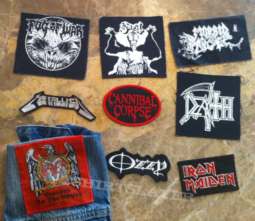 Patches for trade/sale
