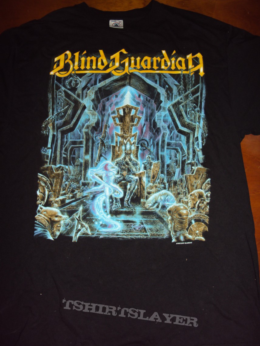 Nightfall In Middle Earth Blind Guardian classic T-shirt