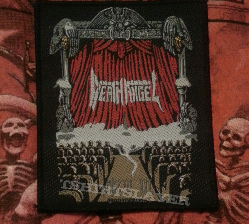 Death Angel - Act ||| woven patch