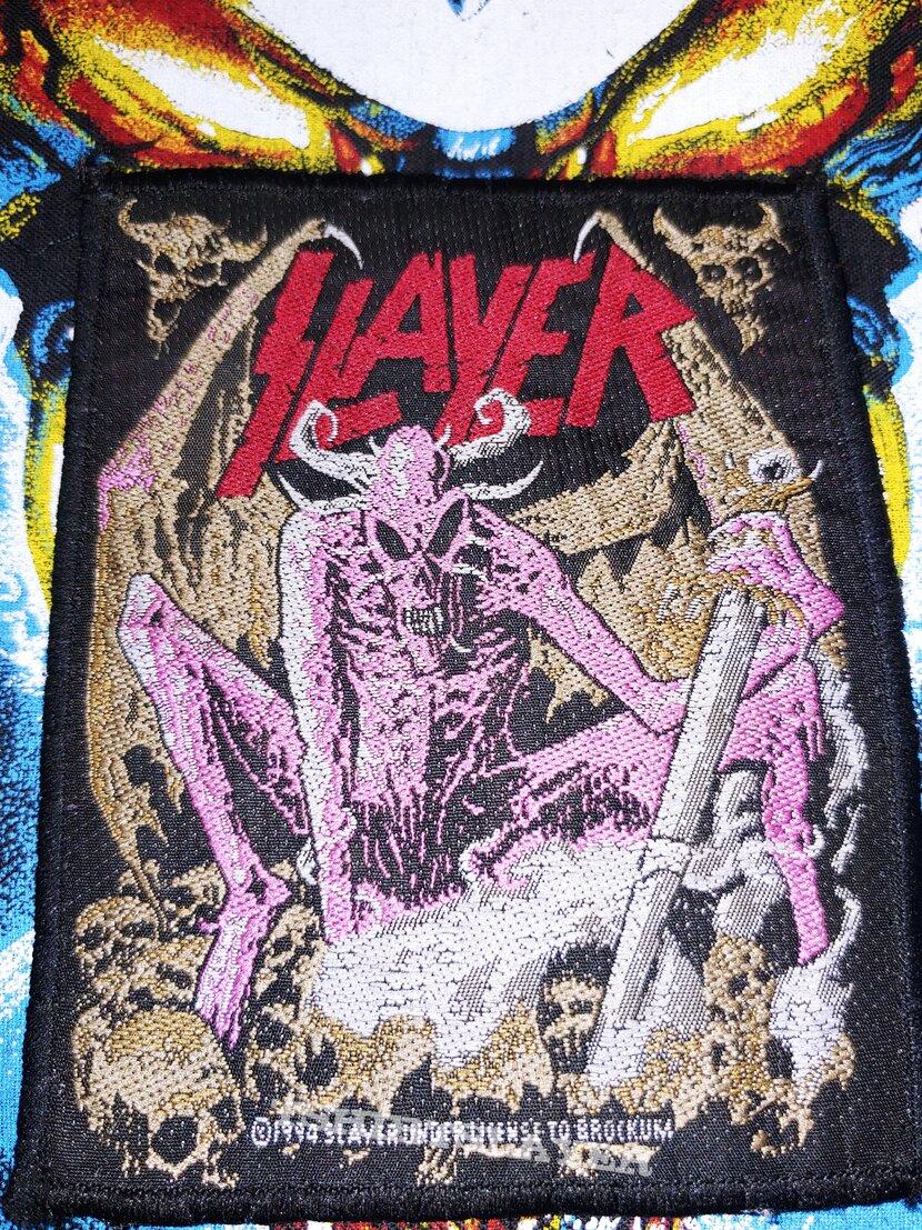 Slayer Pink Demon original