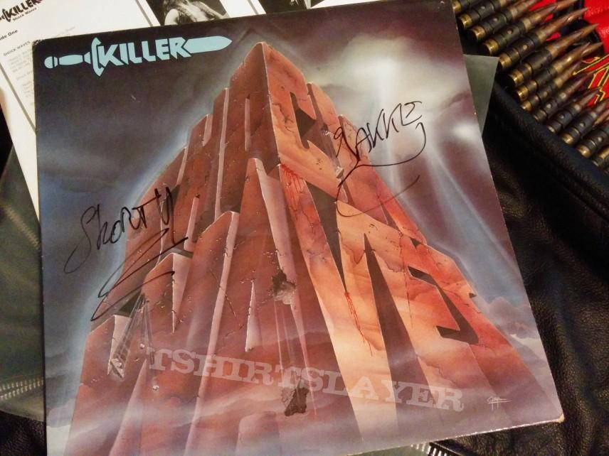 Killer -ShockWaves (Signed)