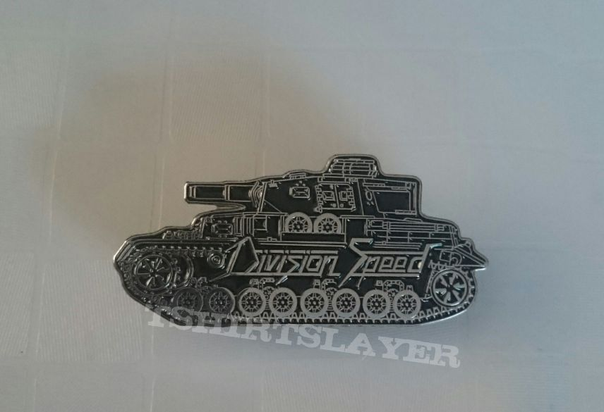 Division Speed Pin