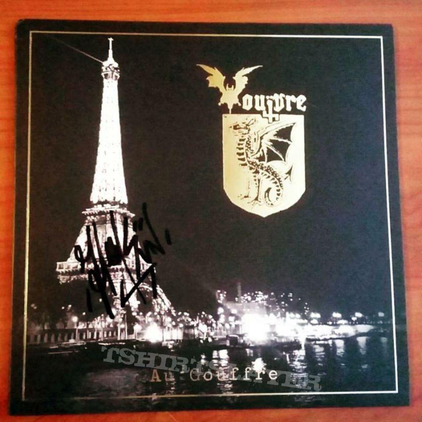 Vouïvre - Au Gouffre Vinyl