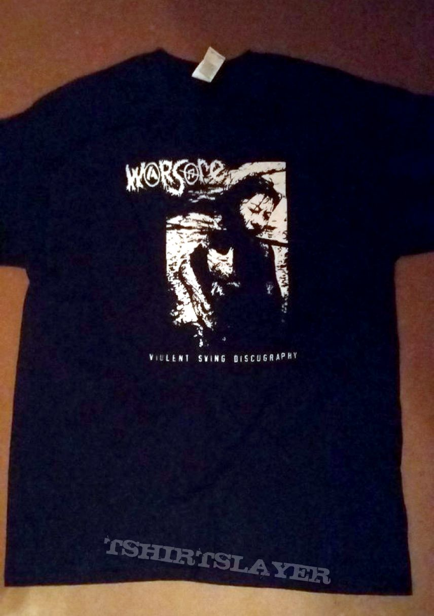 Warsore - Violent Swing Discography TS