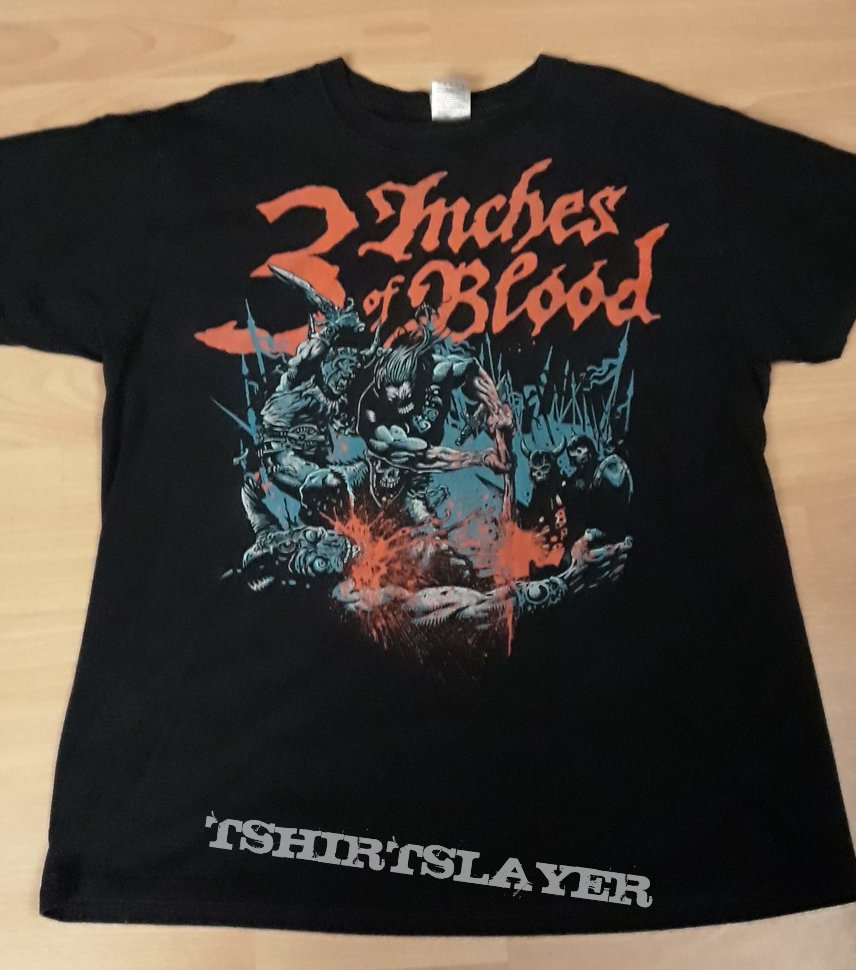 3 Inches Of Blood TS