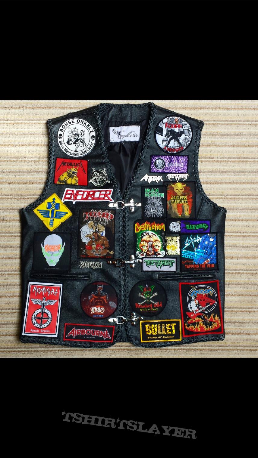 My leather vest