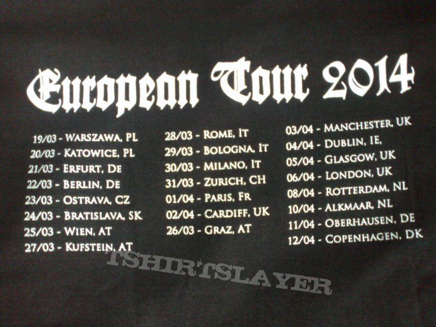 Gorgoroth Us Tour
