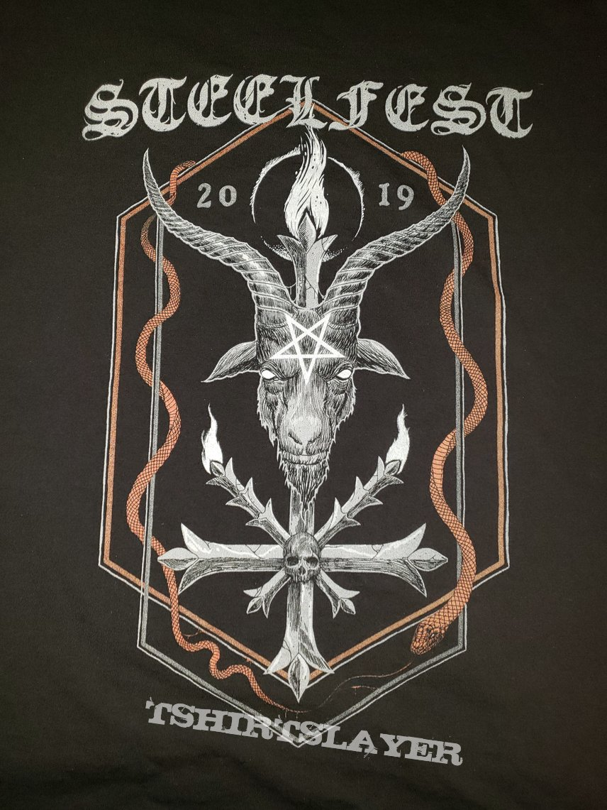 Steelfest 2019 t-shirt