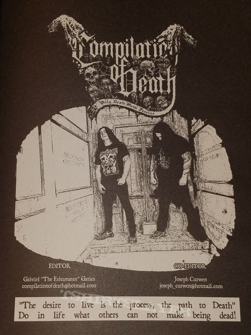 Compilation of Death - The third Coming.