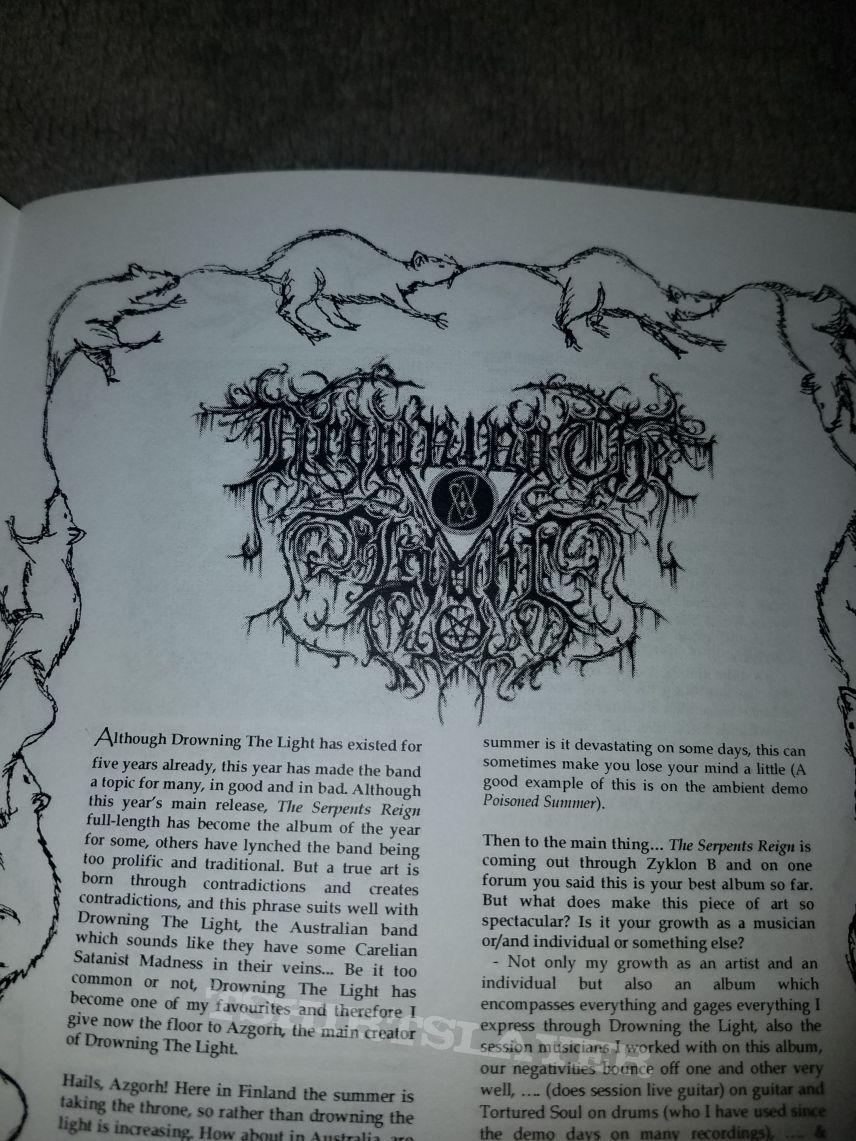 Issue #6 of Finland's Kaleidoscope fanzine.