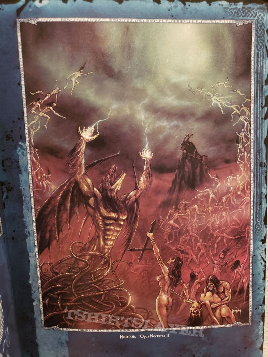 Kris Verwimp - The Seventh Serpent & Odoric: The Wall of Doom