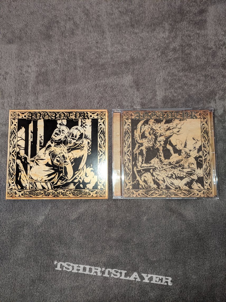 My two favorite Angantyr albums.