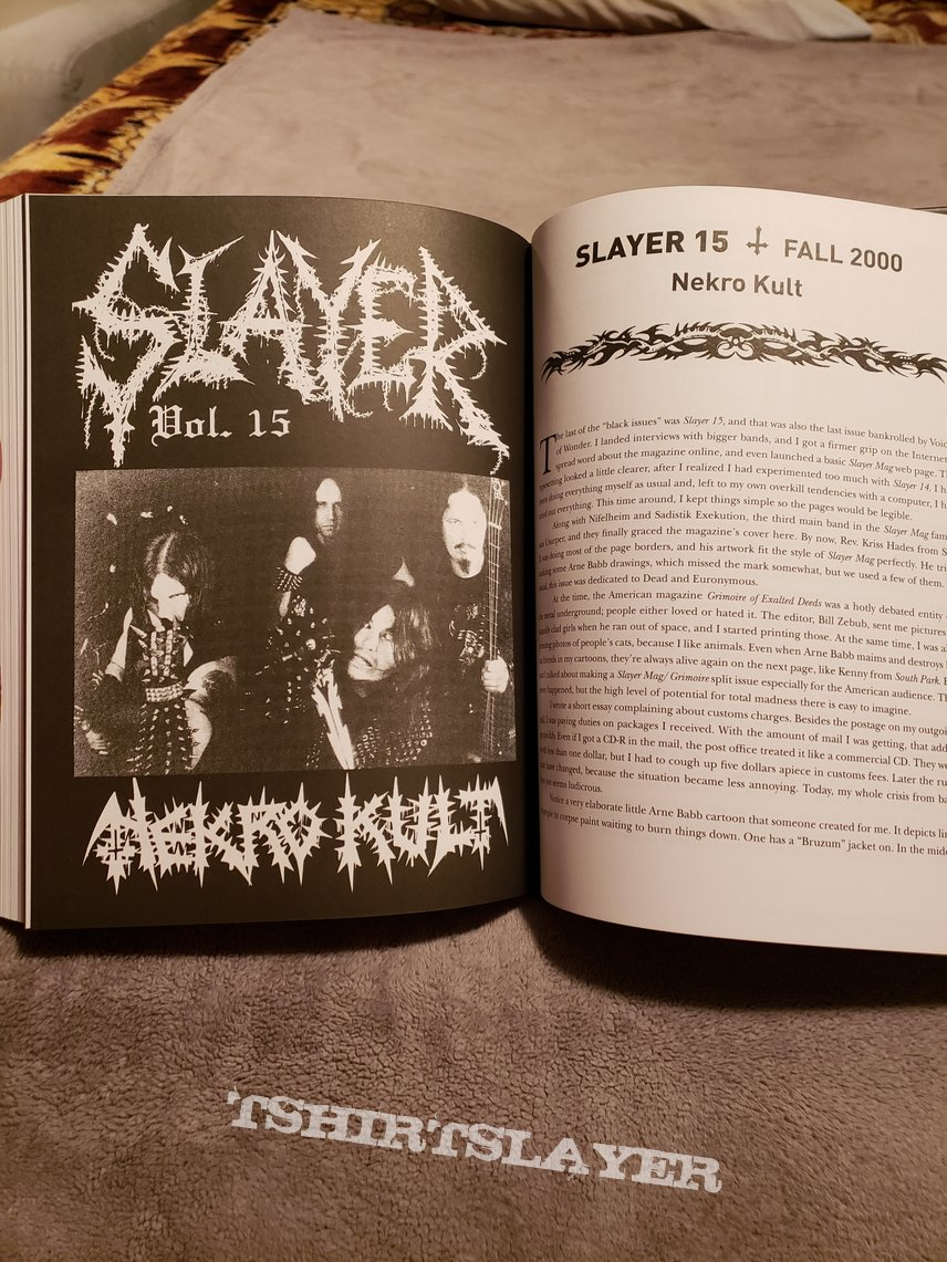 Six Months with Sadistik Slayer