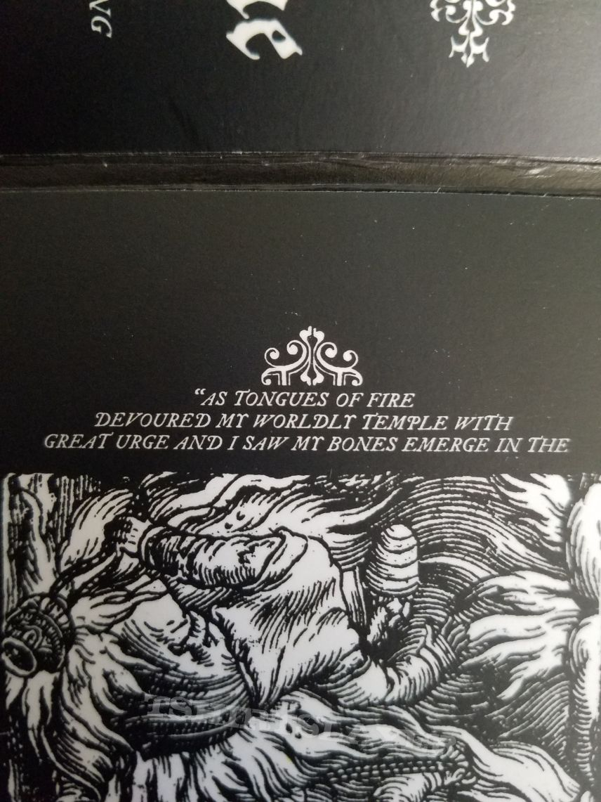 Dead Congregation - Sombre Doom digipack CD.
