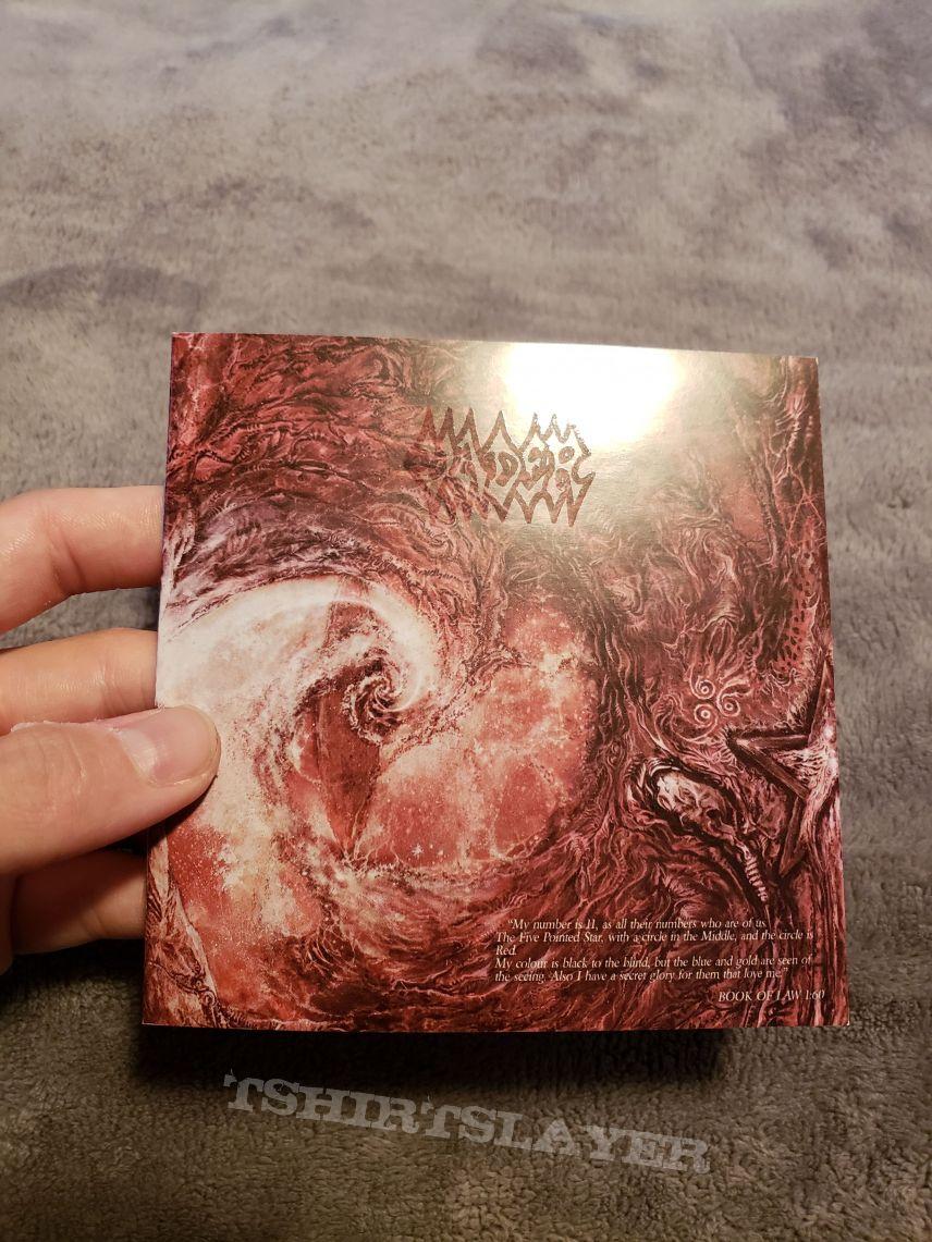 Vader - Black to the Blind 2012 CD digipack reissue